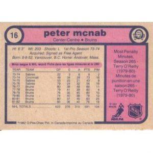 Peter McNab
