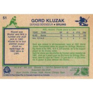 Gord Kluzak