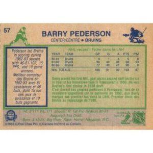 Barry Pederson