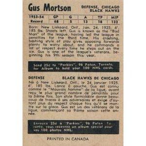 Gus Mortson