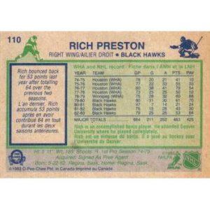 Rich Preston