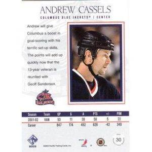 Andrew Cassels