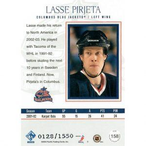 Lasse Pirjeta