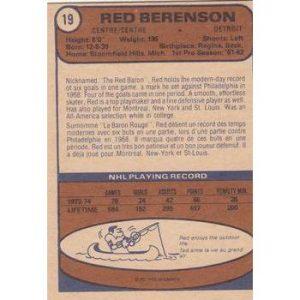 Red Berenson