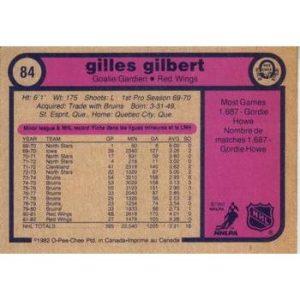 Gilles Gilbert