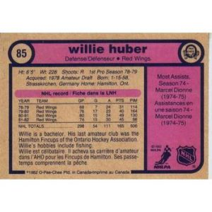 Willie Huber