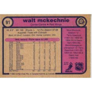Walt McKechnie