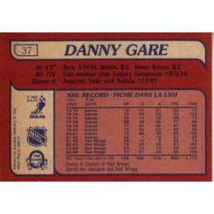 Danny Gare