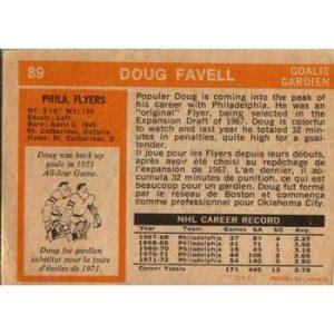 Doug Favell