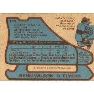 Behn Wilson