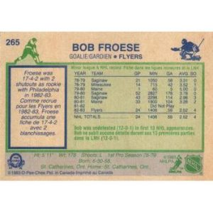 Bob Froese