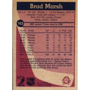Brad Marsh