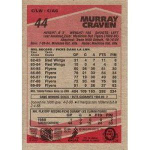 Murray Craven