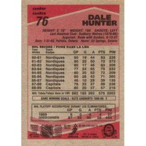 Dale Hunter
