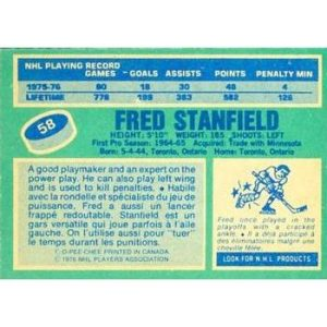 Fred Stanfield