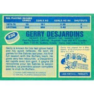 Gerry Desjardins