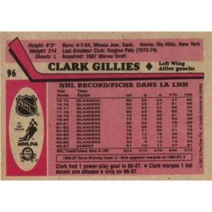 Clark Gillies