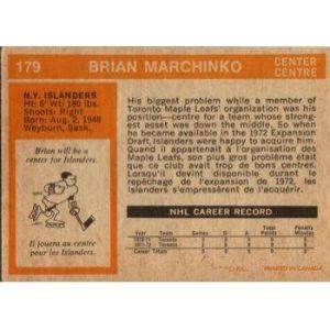 Brian Marchinko
