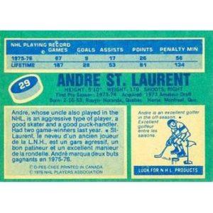 Andre St. Laurent