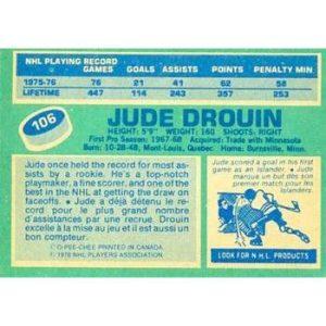 Jude Drouin