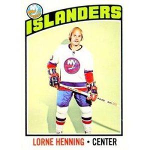 Lorne Henning