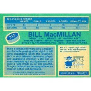 Bill MacMillan