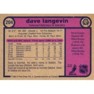 Dave Langevin