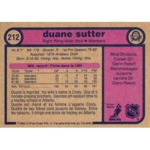 Duane Sutter