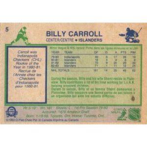 Billy Carroll