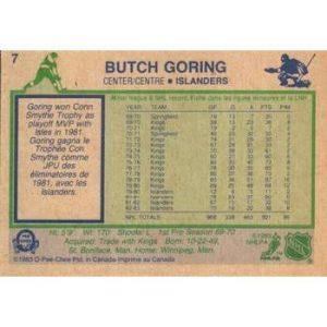 Butch Goring