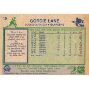 Gord Lane