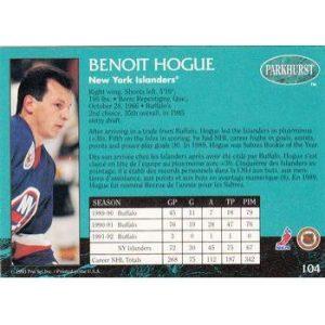 Benoit Hogue