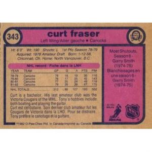Curt Fraser