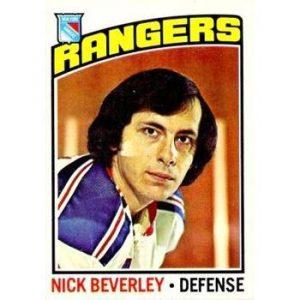 Nick Beverley