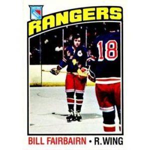 Bill Fairbairn