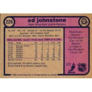 Ed Johnstone