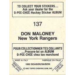 Don Maloney