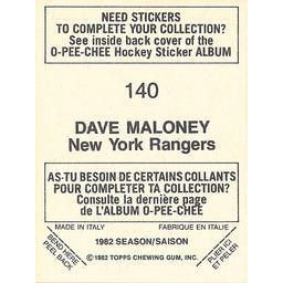 Dave Maloney