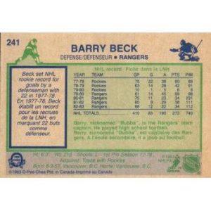 Barry Beck