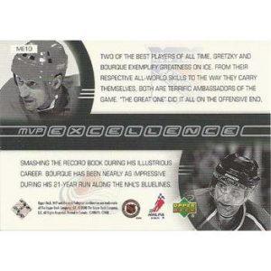 Wayne Gretzky / Ray Bourque