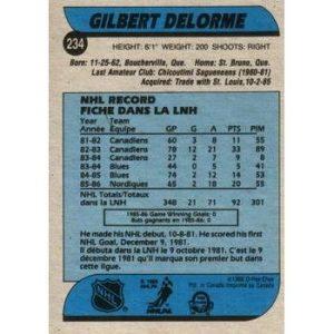 Gilbert Delorme