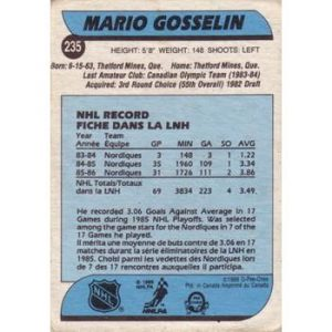 Mario Gosselin