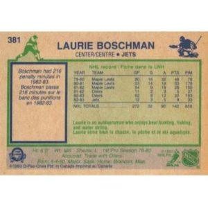 Laurie Boschman