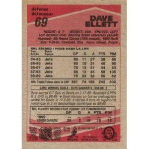 Dave Ellett